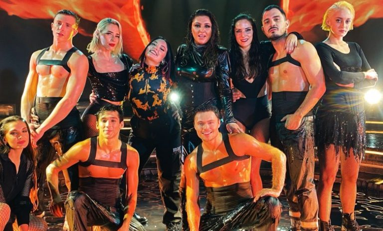 Greek and Cypriot Eurovision stars perform at MAD TV Video ...