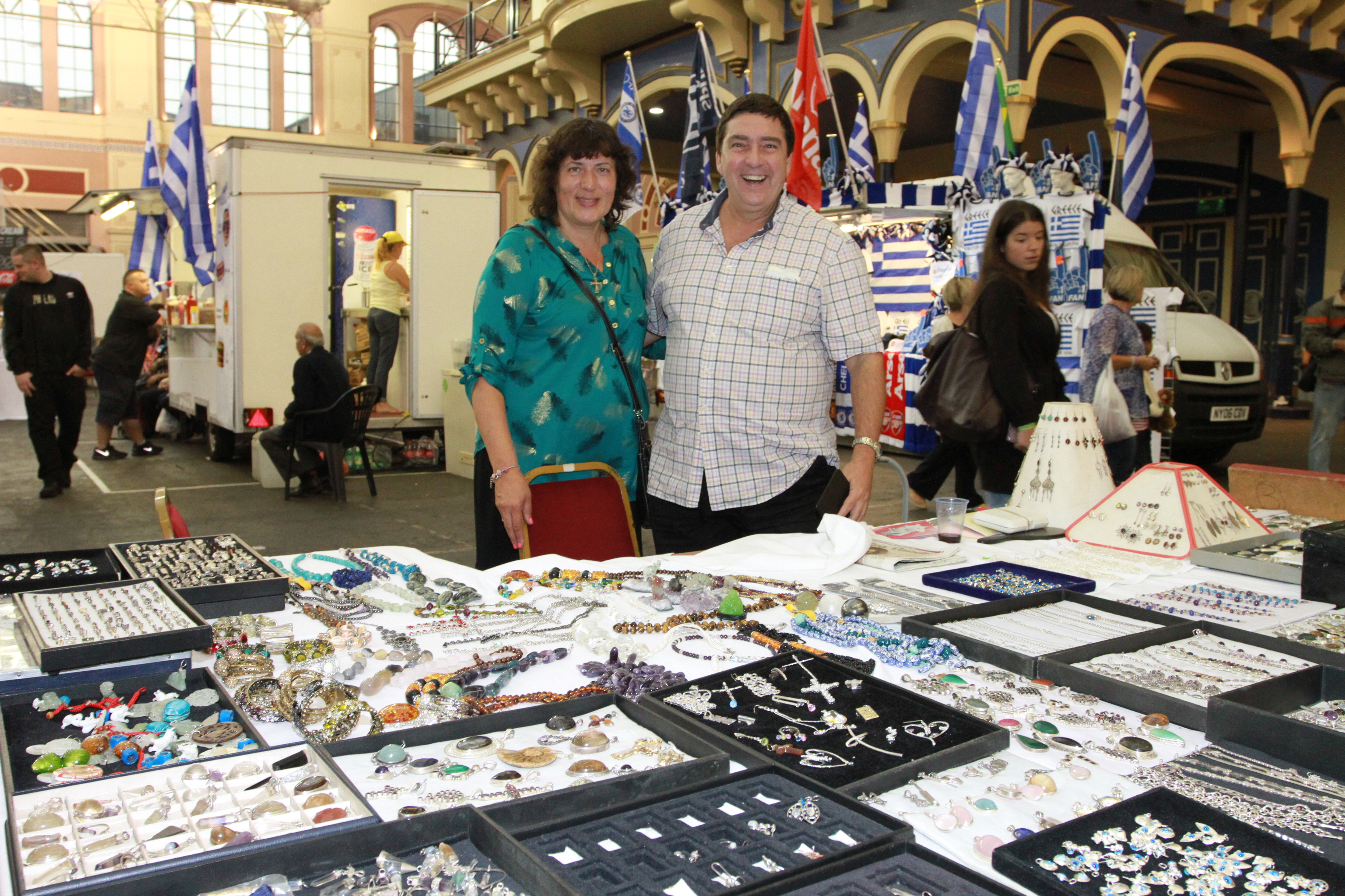 Yiannis Croussis jewellery